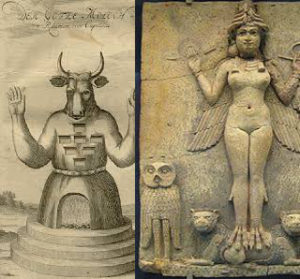 Moloch and Ishtar