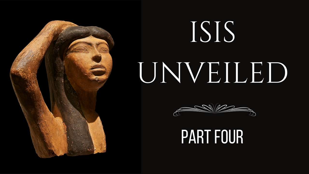 [OCCULT AUDIOBOOK] Isis Unveiled – Part Four – Blavatsky Theosophy