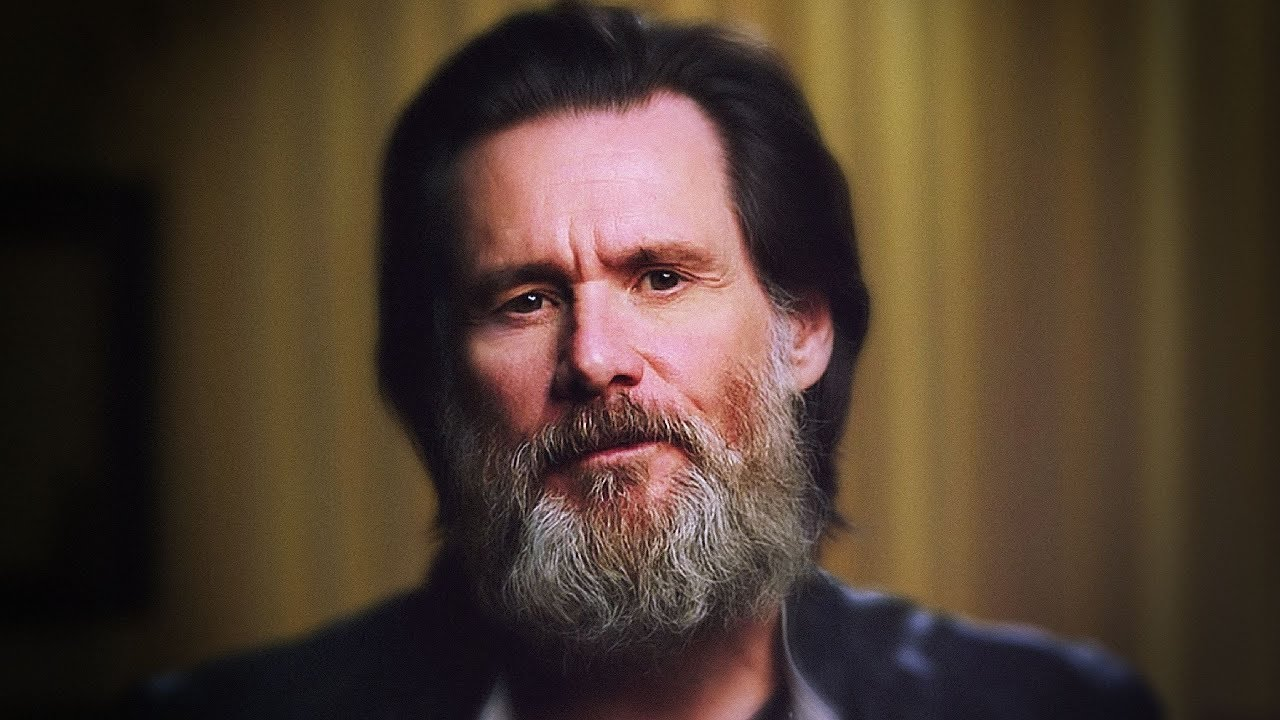Jim Carrey – Disidentification from the Body – Immaterial Absorptions