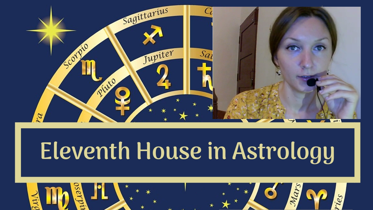 The Eleventh House of Astrology: Friends, Common Goals and Ambitions