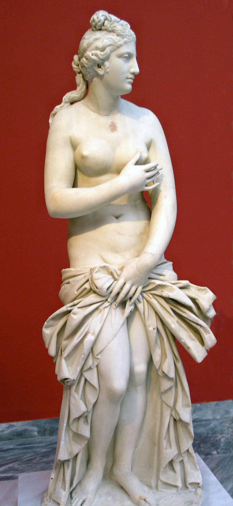 Aphrodite - Greek goddess of love, sex, fertility and wealth.