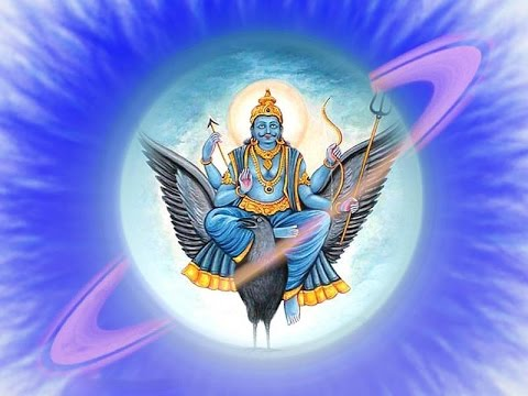Shani (Saturn) - Hindu god of justice, who gives exactly what one deserves.
