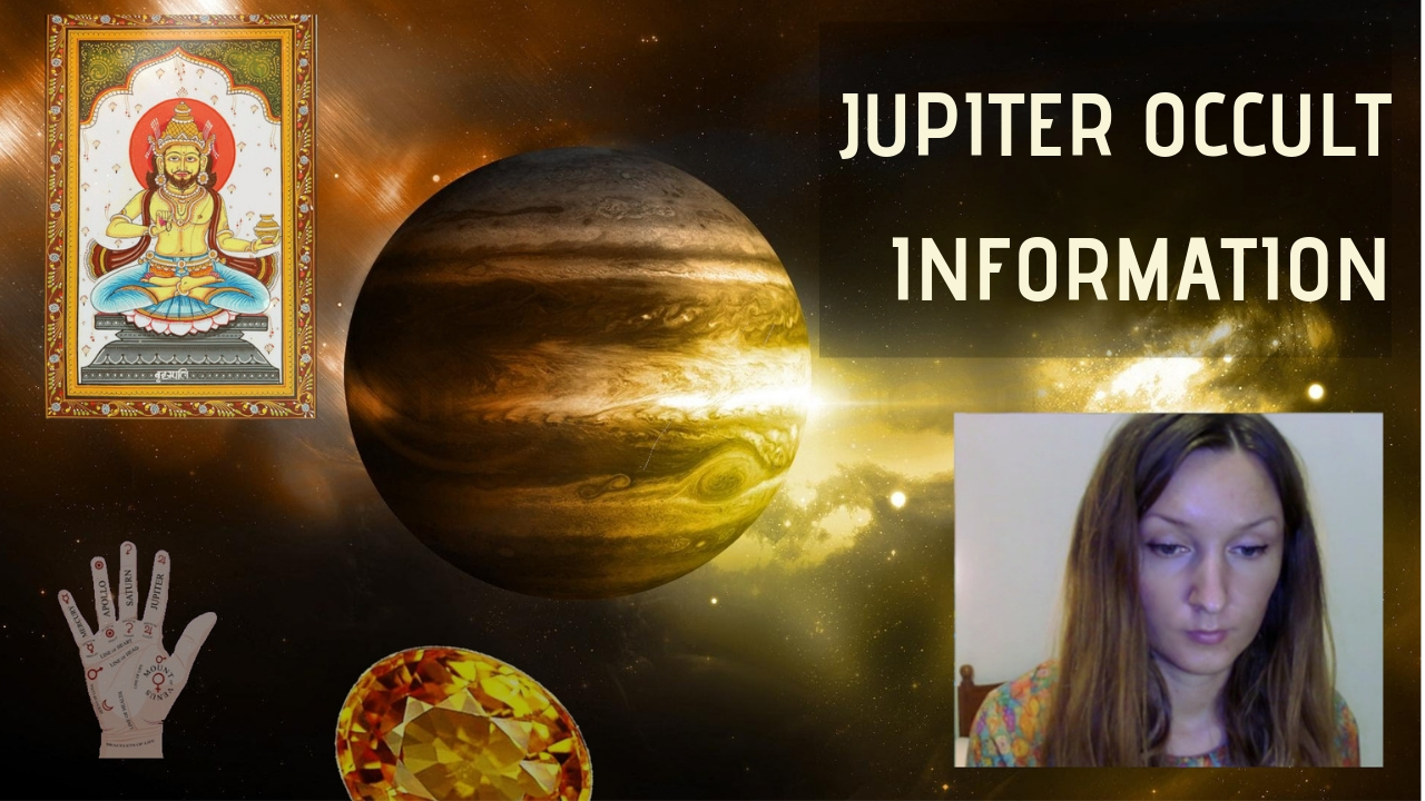 Occult Meaning of Jupiter – This Planet in Ancient and Occult Writings