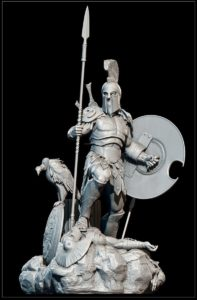 Ares - Greek god of war