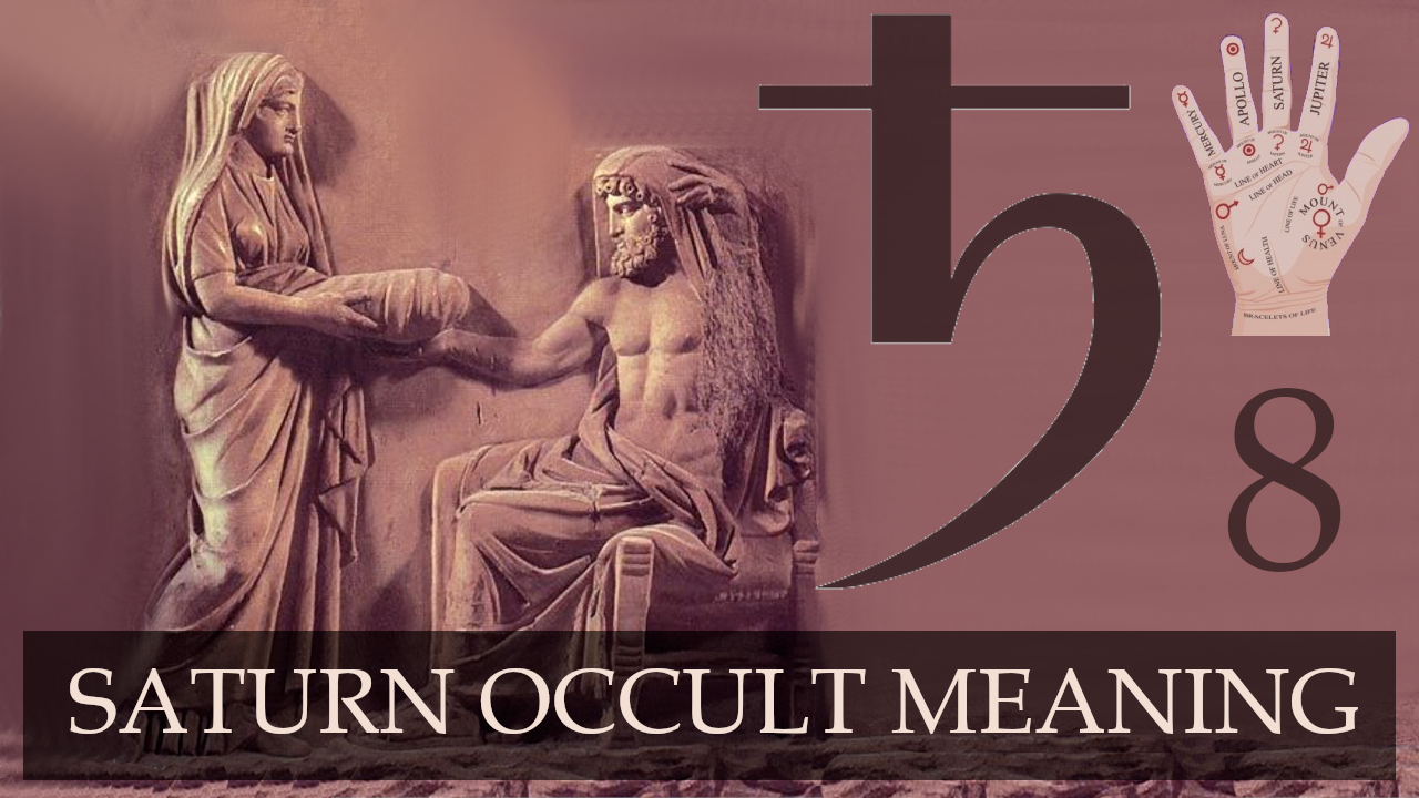 Occult Significance of Saturn – This Planet in Ancient and Occult Writings