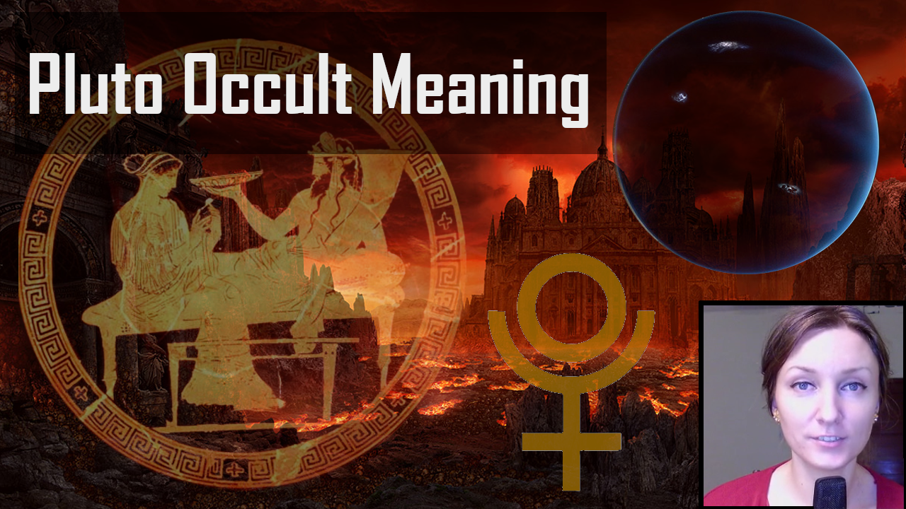 Occult Significance of Pluto