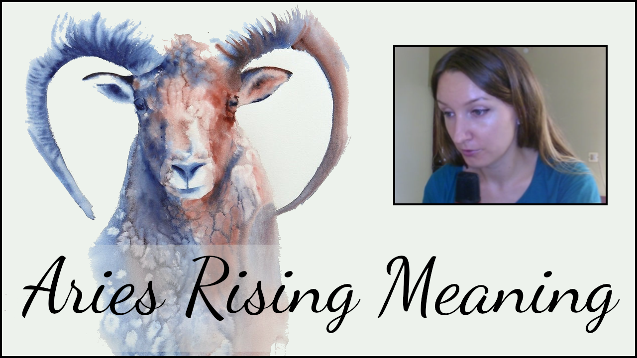 Aries in the First House Meaning