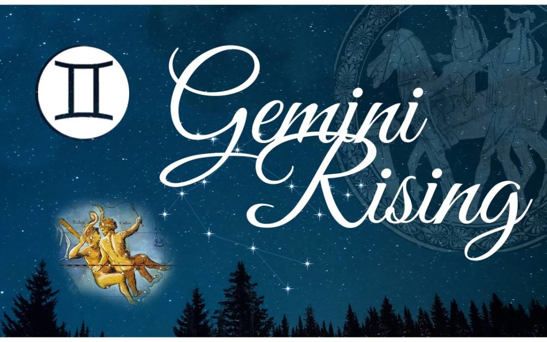 Gemini Ascendant Meaning – Gemini on the Cusp of the First House